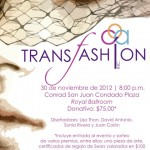 Afiche TransFashion