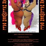 Drag-a-Bear Halloween Ball