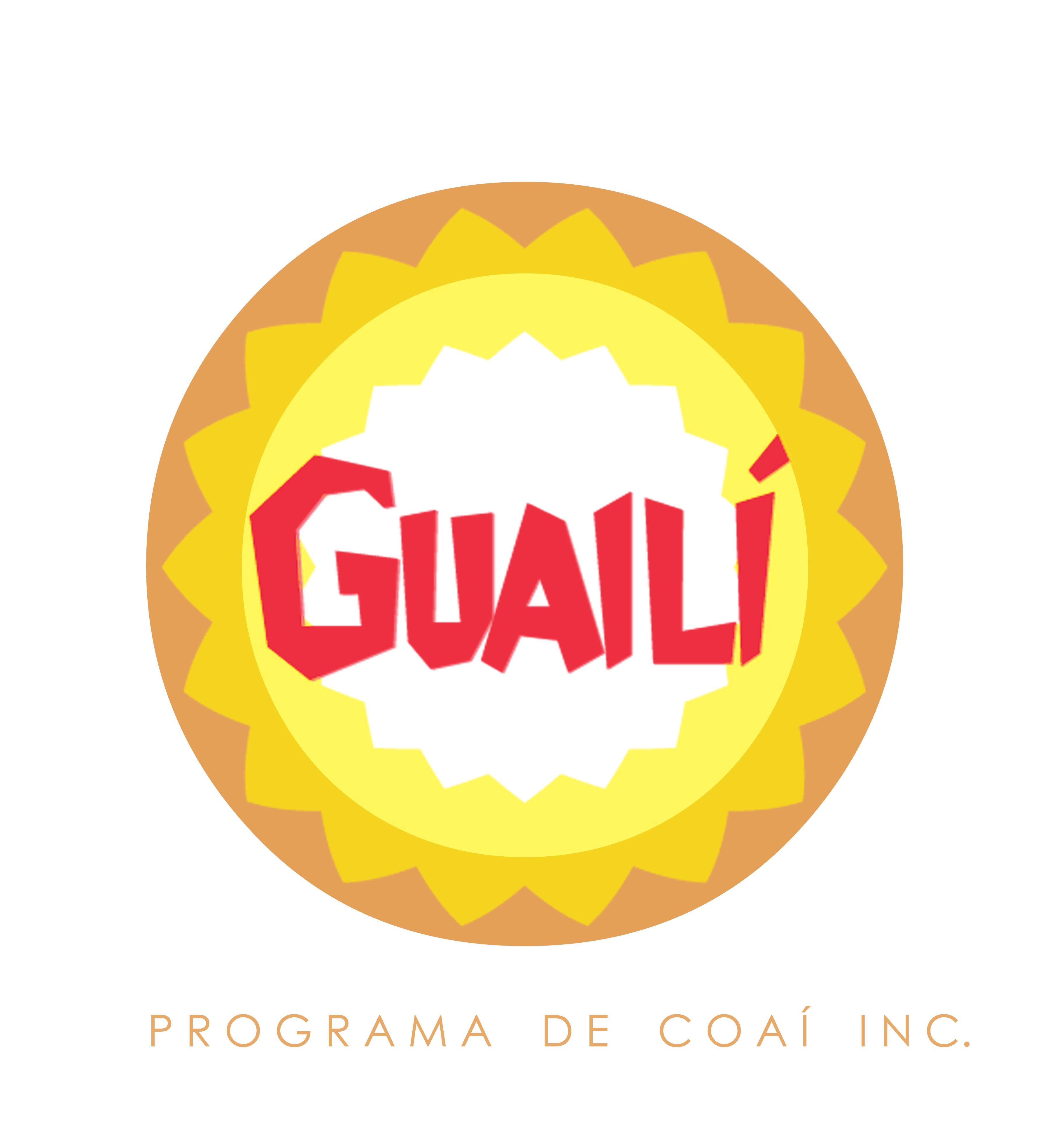 Logo de Guailí el Programa